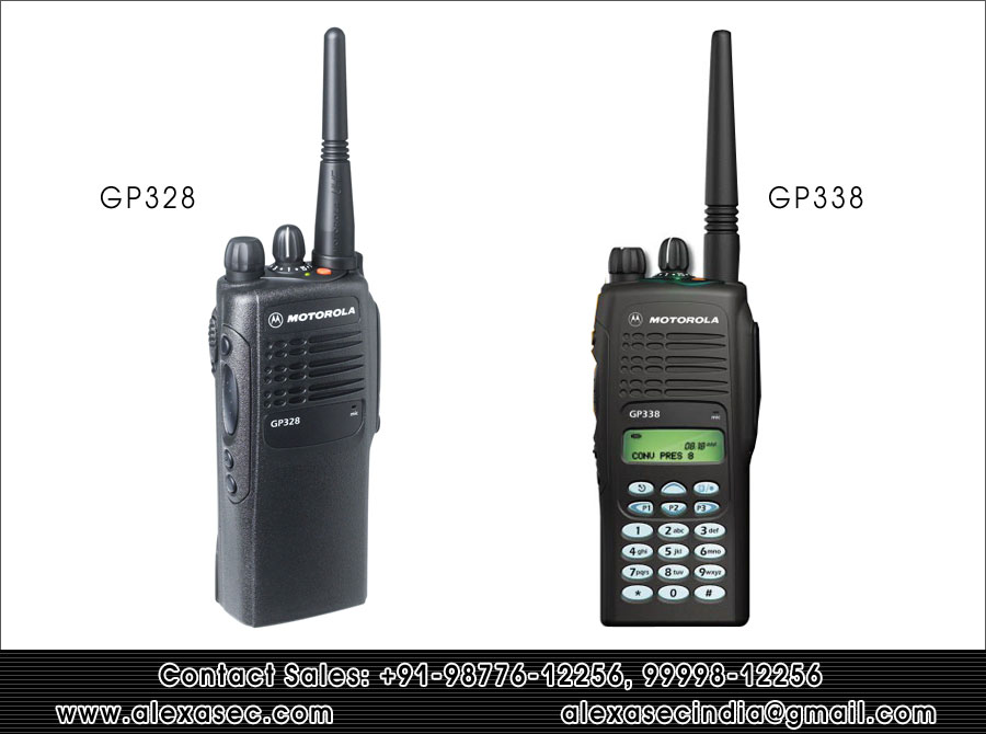 Motorola Walkie Talkie dealers suppliers distributors in Faridabad, Gurgaon, Ambala, Haryana India